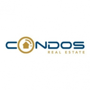 Condos Real Estate Logo