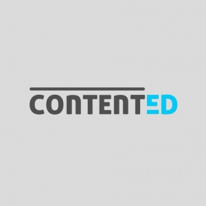 Contented Advertising Agency  Logo