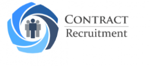 Contract Recruitment Logo