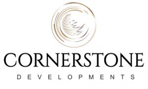 Cornerstone Real Estate Development  Logo