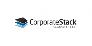 Corporate Stack Solutions  Logo