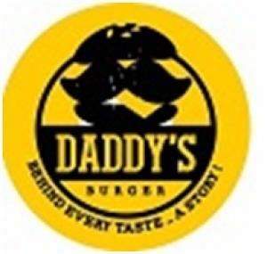 Daddy's burger Logo