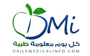 Daily Medical Info. Logo