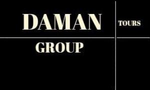 Daman Tours Logo
