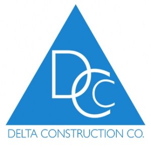 Delta for Construction Logo