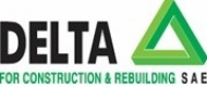 Jobs and Careers at Delta for construction and rebuilding Egypt