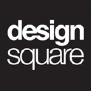 Design Square  Logo