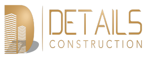 Details Construction Logo