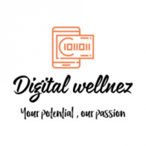 Digital Wellnez Logo