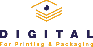 Digital for printing & packaging Logo