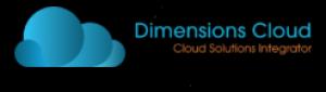 Dimensions Cloud Logo