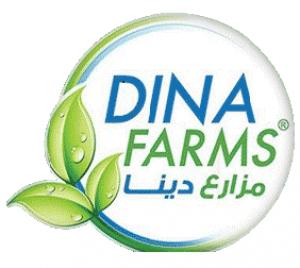 Dina Farms  Logo