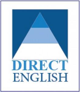 Direct English Logo