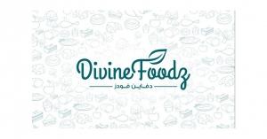 Divine Food Logo