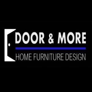 Door and more designs Logo