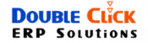 Double Click ERP Solutions Logo
