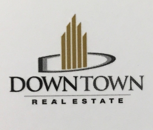 Downtown realestate Logo
