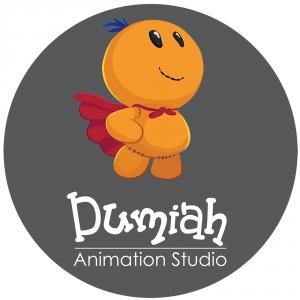 Dumiah animation studio Logo