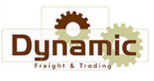 Dynamic Freight and Trading Logo