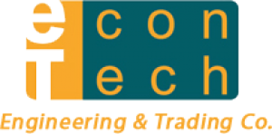 ECONTECH FOR ENGINEERING & TRADING Logo