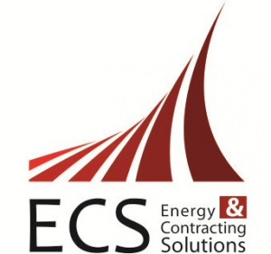 ECS, Energy & Contracting Solutions Logo