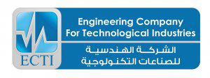 ECTI (Engineering Company for Technological Industries) Logo