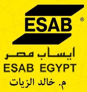 ESAB Egypt Logo