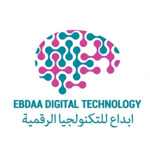 Ebdaa Digital Technology Logo