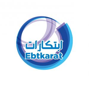 Ebtkarat Information Technology Logo