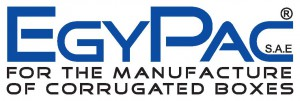 EgyPac For The Manufacturing of Corrugated Boxes Logo