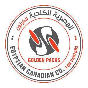 Egyptian Canadian Company For Manufacturing Cartons (Golden Packs) Logo