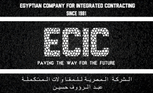 Egyptian Company For Integrated Contracting ( ECIC )  Logo