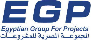 Egyptian Group for Projects Logo