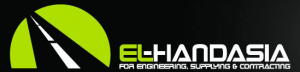 El Handasia for Engineering and Contracting  Logo