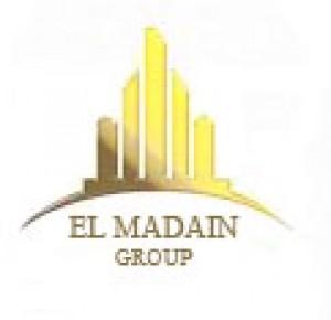 El Madain Holding Group Logo