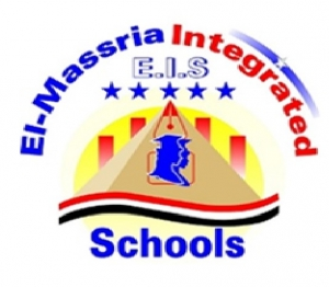 El Massria Integrated Schools Logo
