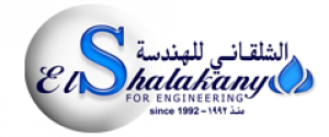 El Shalakany for Engineering Logo