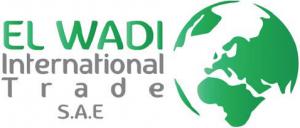 El Wadi International Trade Co. Logo