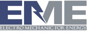 Electro Mechanic for Energy (EME) Logo
