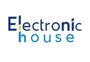 Electronic House Logo