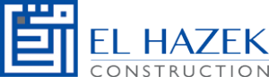 Elhazek Construction Logo