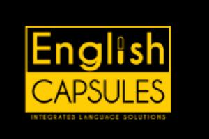 English Capsules Logo