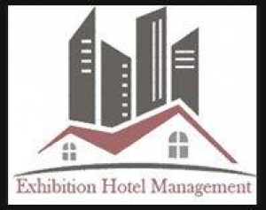 Exhibition Hotel Management Logo