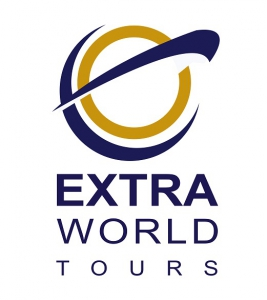 Extra World Egypt Logo