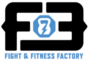 Fight & Fitness Factory Logo