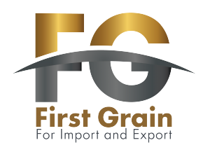 First grain for import &export Logo