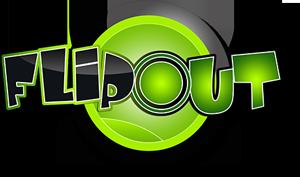 Flip Out Egypt  Logo
