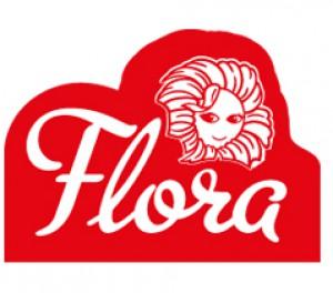 Flora- Pyramids Paper Mills S.A.E. Logo