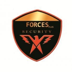 Forces plus security Logo