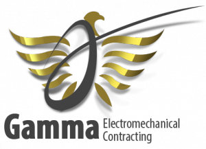 Gamma For Electromechanical Contracting  Logo